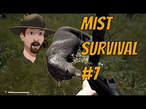MAKING SALTED MEAT!- Mist Survival Ep. 7