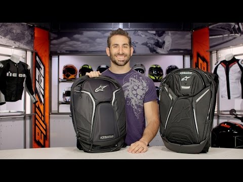 Alpinestars Tech Aero Backpack Review at RevZilla.com
