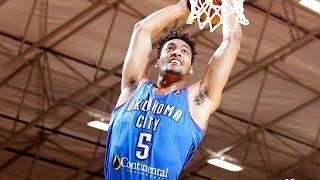 2016 NBA D-League Dunk Contest Preview: JP Tokoto, Oklahoma City Blue