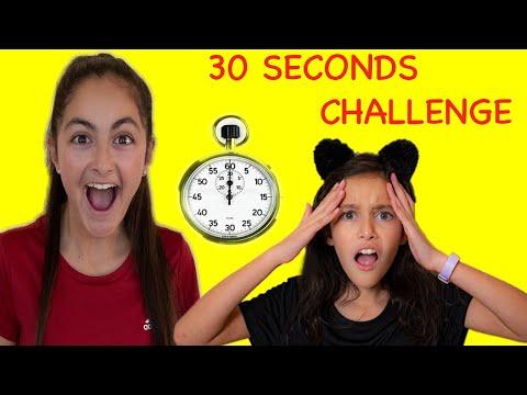 30 Second Challenge!!!! Winner gets $$$