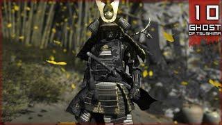 THE UNBREAKABLE GOSAKU (Best Samurai Armor!)| Ghost of Tsushima Walkthrough Gameplay (PS4 Pro) #10