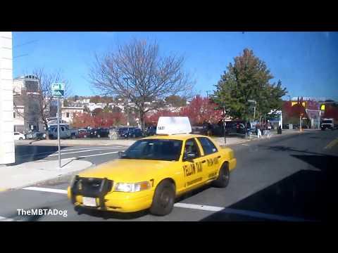 TheMBTADog: MBTA Bus 116 Ride - MAVERICK to WONDERLAND via CHELSEA & REVERE STREET [New Flyer 0849]