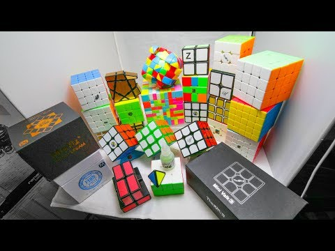 Huge $300+ 25 Speed Cube Unboxing From thecubicle.us!!