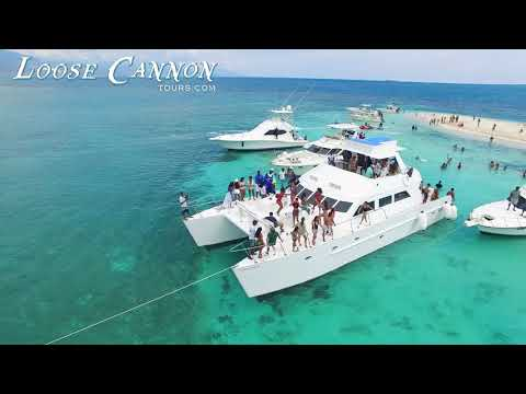 Private Yacht Charters & Party Cruises in Kingston Jamaica | Loose Cannon Tours