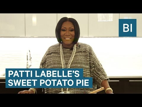 Here's how you can make Patti LaBelle's famous sweet potato pie