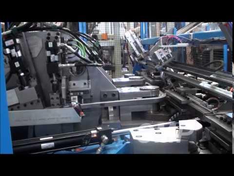 CMP: Square Tube & U Channel Bending (Seat Back Frame)