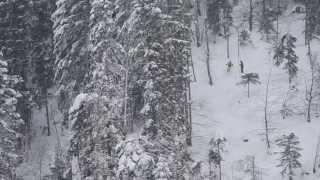 station ski Hauteville Lompnes 22 fe?vrier 2015