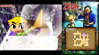 Let's Play Zelda Phantom Hourglass [German] Part 10 - Zerfickung des Hentai Monsters