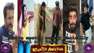 Khatta meetha movie scene