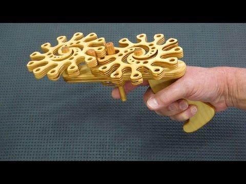 What Is It ? - Wood Gear Demonstration Model