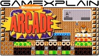 Super Mario's Nick Arcade - Super Mario Maker Level Showcase