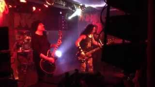 Acid Drinkers - Pizza Driver & Outro (Rudeboy Club, Bielsko-Biała, 2014.12.06)