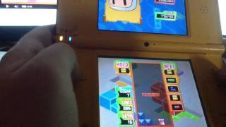 Tetris party deluxe (ds) - lvl 15 bossage!