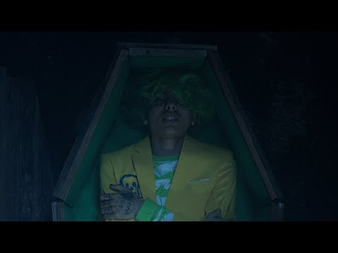 JUMEX - ALIVE IN MY COFFIN (DIR. BY JUMEX & KYLE COGAN)