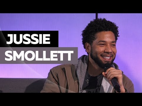 Jussie Smollett on Insecurities, Learning From his Mom + DMs