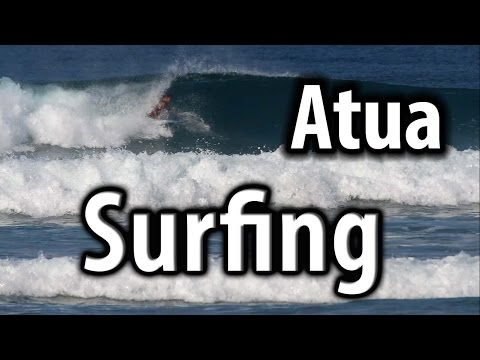 Atua Surfing 13 Years Old - Training For A Zombie Apocalypse - Kid Prepper