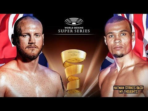 CHRIS EUBANK JR VS GEORGE GROVES - FEBRUARY 17TH, 2018: LOCATION REVEALED?!!!