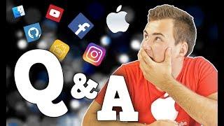 Ile mam iPhone'ów? Czy współpracuje z Apple?   | Q&A #1