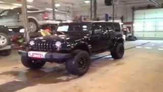 2012 Jeep Wrangler Unlimited 4dr Sahara Sport Uti | MacIver Dodge Jeep | Newmarket Ontario