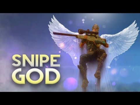 Snipe God - A Fortnite Montage Played and Edited By Luckii
