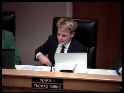 Bellevue City Council Dec. 11, 2017