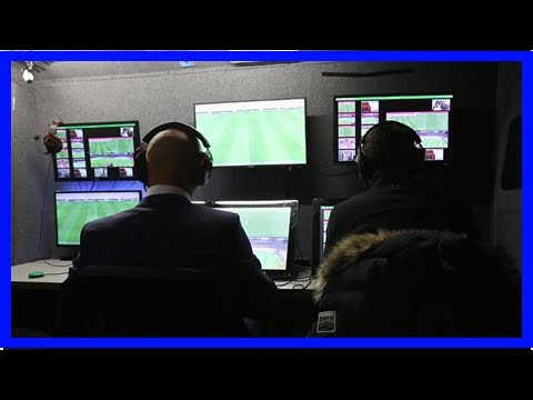 FIFA executive reveals VAR will be used at the 2018 World Cup - by Sports News