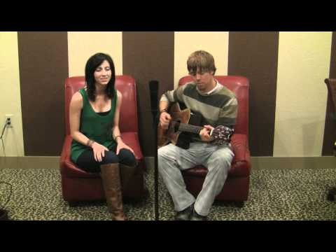 Hiding My Heart - Adele cover (Morgan Alise and Todd Fulmer)
