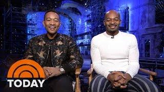 John Legend And Brandon Victor Dixon Tease 'Jesus Christ Superstar Live In Concert' On TODAY | TODAY