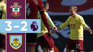 SAINTS EDGE 5-GOAL THRILLER | Southampton v Burnley | Premier League