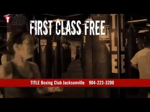 Title Boxing Club Jacksonville - Hit It Hard!