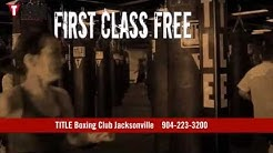 Title Boxing Club Jacksonville - Hit It Hard!