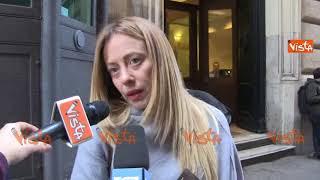 Virginia Raggi sfratta Fratelli d'Italia, la Meloni: