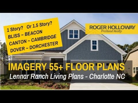 All You Need To Know About Lennar IMAGERY Floor Plans 55+ Living