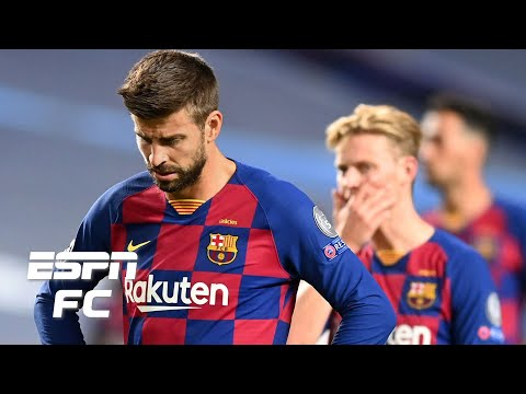 Is Barcelona at risk of becoming the next Manchester United, AC Milan or Arsenal?   Extra Time