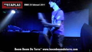 Lucy Love en Boom Boom du Terre - EKKO 25 februari 2011