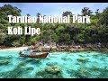 Tarutao National  Park - Koh Lipe 2018