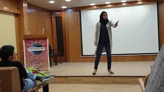 TM Erum Rizvi - Vice President Education ( Election speech)