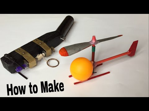 Download Youtube: How to Make a Helicopter