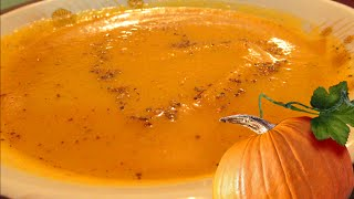 Тыквенный суп пюре - рецепты из тыквы