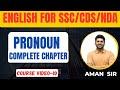 REFLEXIVE PRONOUN    EMPHATIC PRONOUN    PRONOUN COMPLETE CHAPTER   TYPES OF PRONOUN    PRONOUN