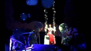 KATY PERRY - NOT LIKE THE MOVIES - LIVE IN O2 ARENA - LONDON - 14th october 2011