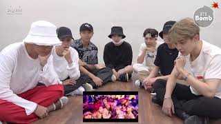 [ENG SUB] Bangtan bomb-  BTS 'IDOL' MV reaction - BTS