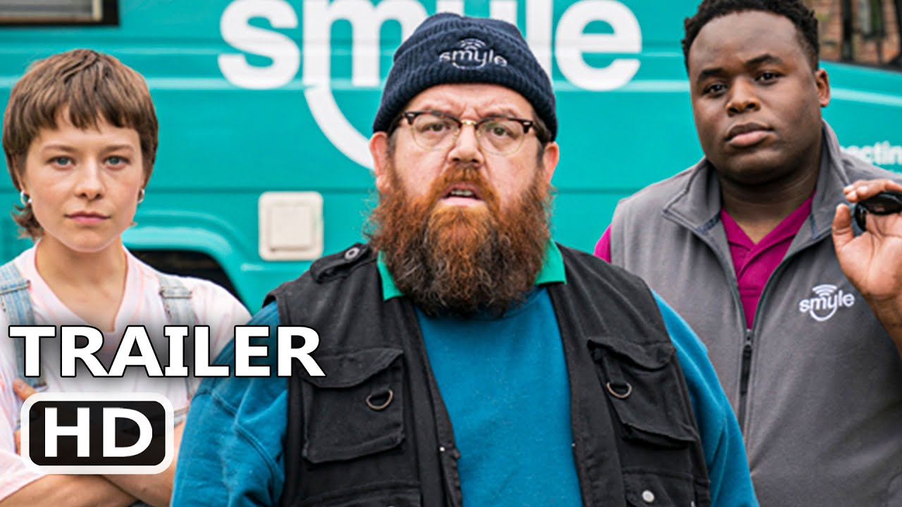 TRUTH SEEKERS Trailer 2 (2020) Simon Pegg, Nick Frost Comedy Series