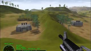 Delta Force: Task Force Dagger- Primary Weapons