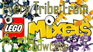 Every Tribe in LEGO Mixels!
