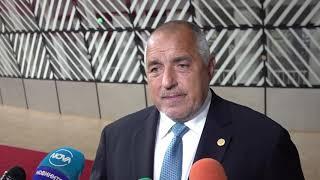 Бойко Борисов: В преговорите всичко е важно. Ние имаме няколко коза