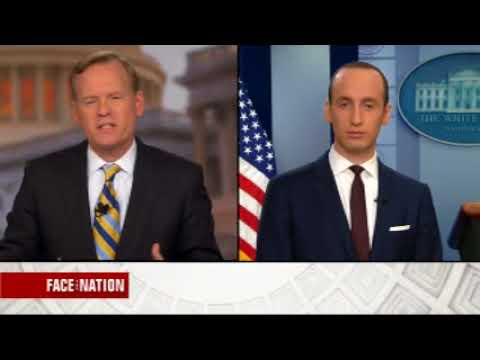 Stephen Miller Claims That Emperor Trump Power Shall Not Be Questioned for 10 Hours