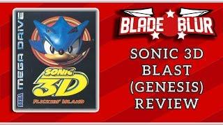 Sonic 3D Blast (Genesis) - BladeBlur