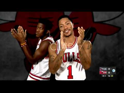 Power Clap - Chicago Bulls - 2014/15 Season
