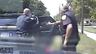 Officer Gets Caught in Crossfire During Fatal Police Shooting